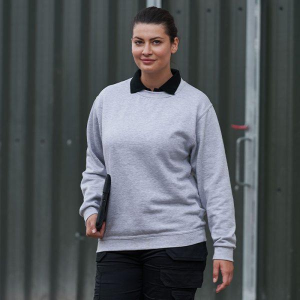Sweatshirt besticken bedrucken